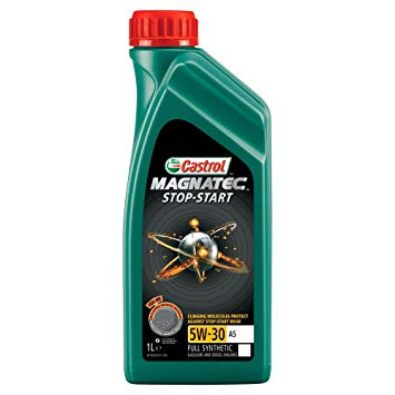 Моторное масло CASTROL MAGNATEC Stop Start 5W-30 A5 1L