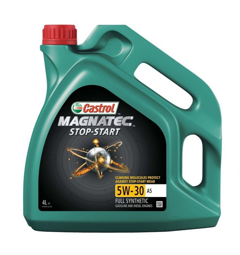 Моторное масло CASTROL MAGNATEC Stop Start 5W-30 A5 4L
