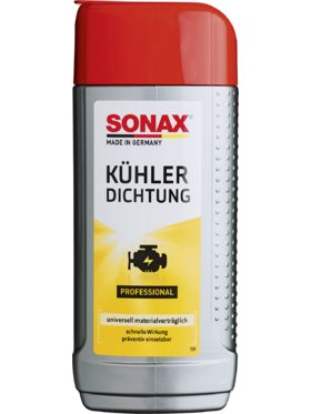 SONAX Герметик радиатора 250 ml Radiator Sealant